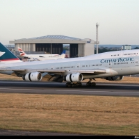 Cathay Pacific Saga: UK to Australia