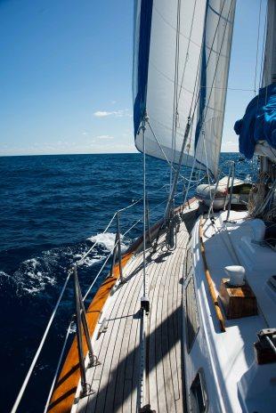sailing, Fiji