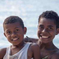 Arriving in Fiji's Main Island: Viti Levu