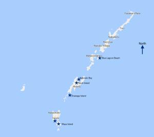 Fiji, sailing, Yasawa