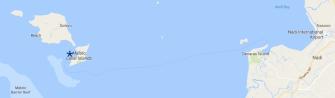 Musket Cove, Fiji, sailing