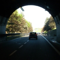 GPS Signal Lost – a drive through Italy