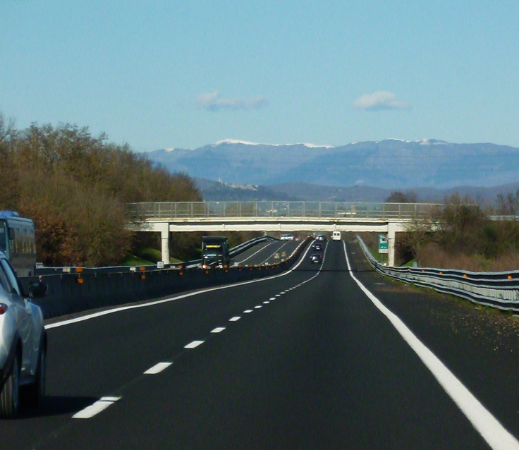 GPS, Italy, motorhome, camping, tunnels