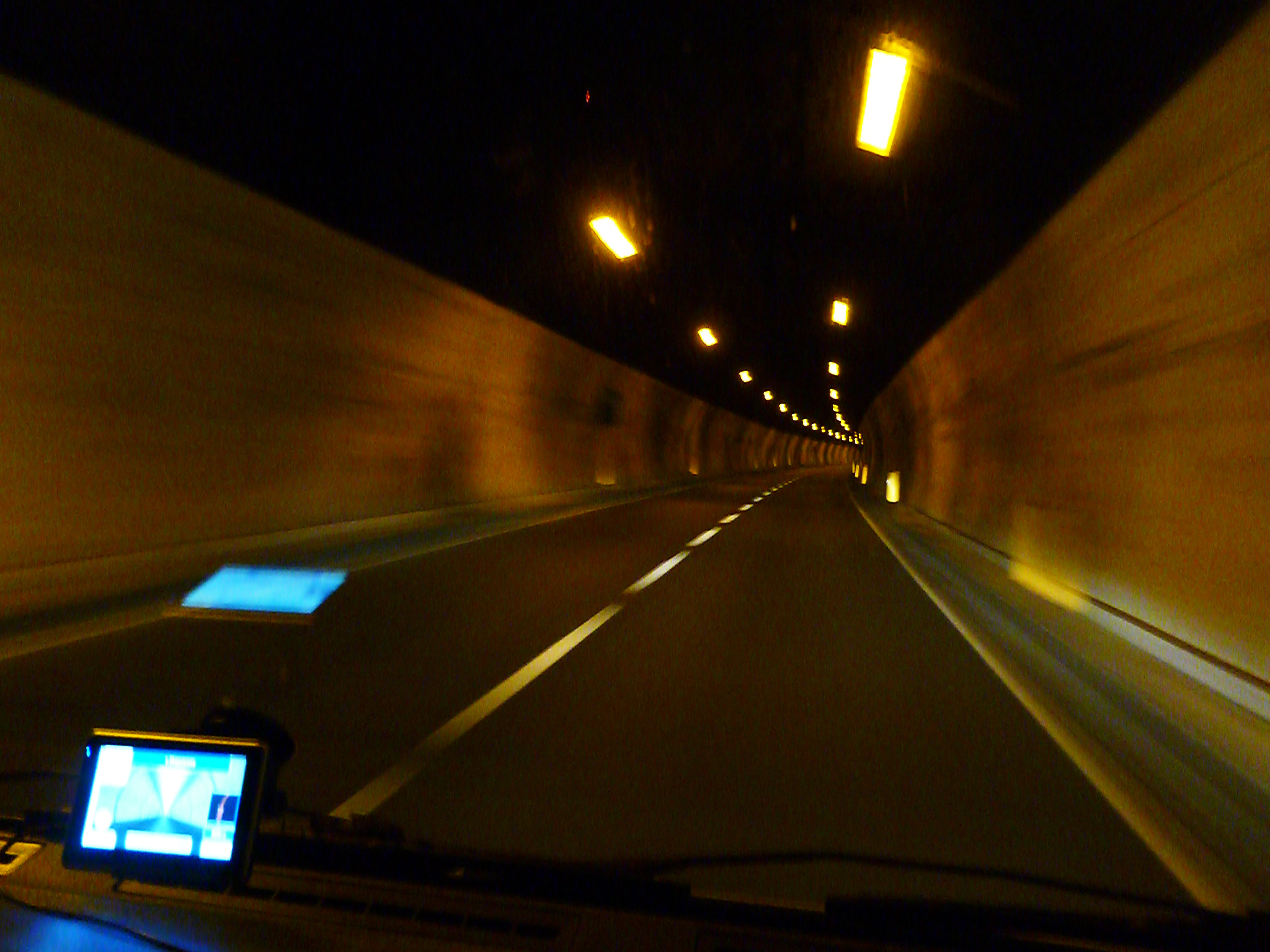Gps Signal Lost A Drive Through Italy Image Earth Travel