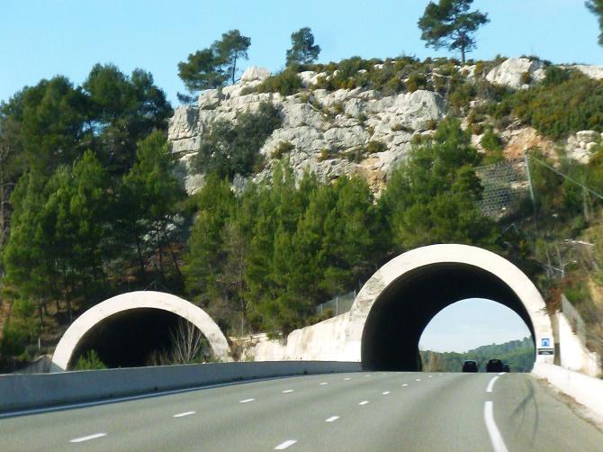 Aix-en-Provence, France, motorhome, camping