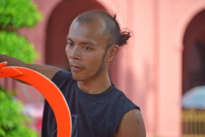 Malaysia: Malacca Dutch Square