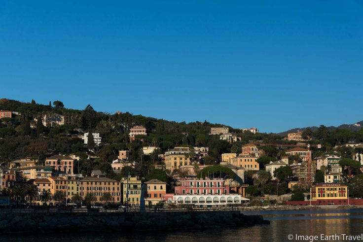 Santa Margherita Ligure, Italy, motorhoming, camping