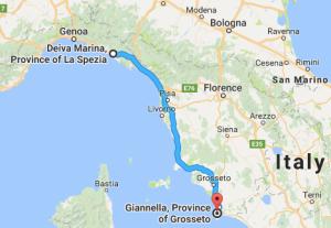 Deiva Marina, Giannella