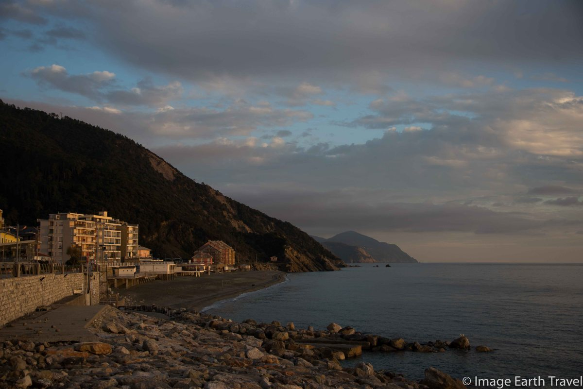 La Spezia, Italy: Deserted in winter?