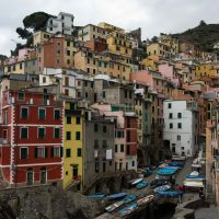 Italy's spectacular Cinque Terre, what's not to love?
