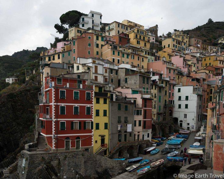 Riomaggiore, Cinque Terre, Italy, motorhome, camping
