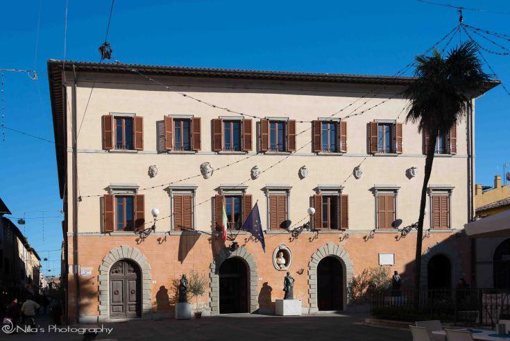 Orbetello, Italy, motorhome