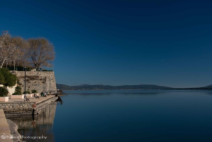 Orbetello, Italy, motorhome