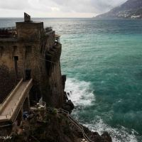 Naples and the dramatic Amalfi Coast