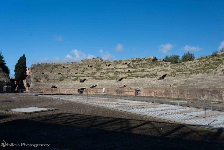 Pozzuoli Anfiteatro Flavio, Pozzuoli, Italy