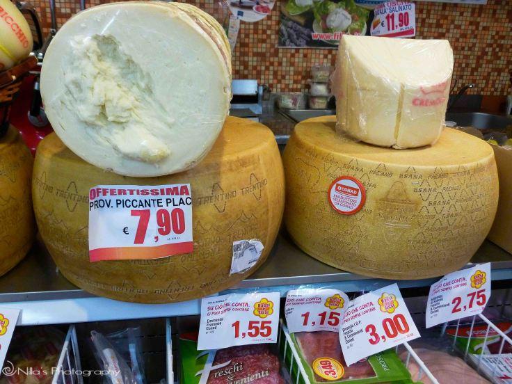 cheese, food, Pozzuoli, Italy