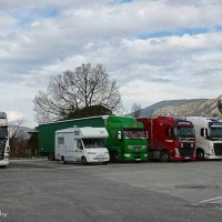 Driving from Italy to the UK: Part 1