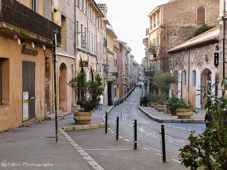 Aix-en-Provence, France, camping, motorhome