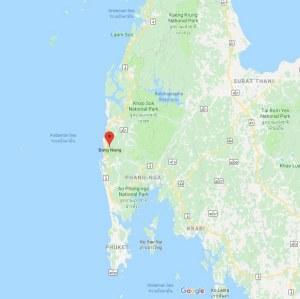 Bang Niang, Souther Thailand, SE Asia
