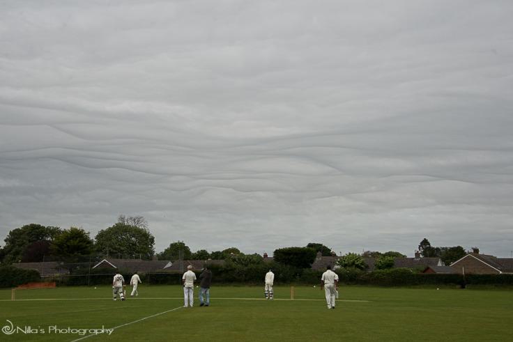 Wareham, Dorset, UK, cricket