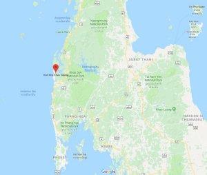 Kho Khak Island, Thailand, SE Asia