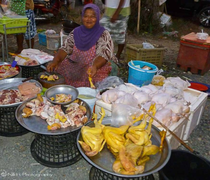 Day Market, Khao Lak, Thailand