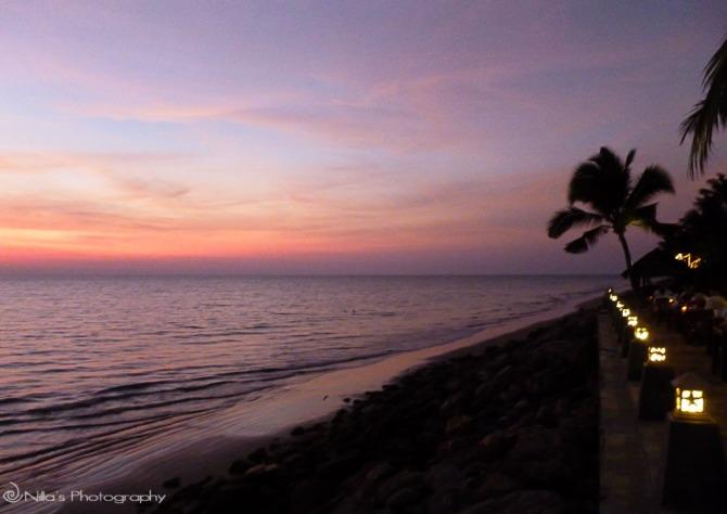Kha Lak, Thailand, sunset