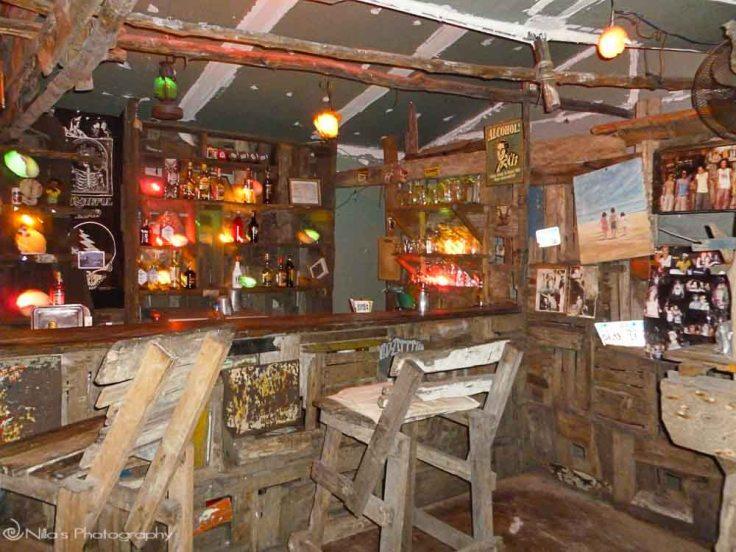 Hippy Bar, Thailand, Koh Phayam Island