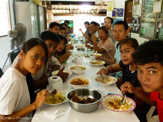 Khuk Khak, FED, Thailand