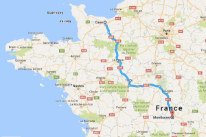 caen, montlucon, France