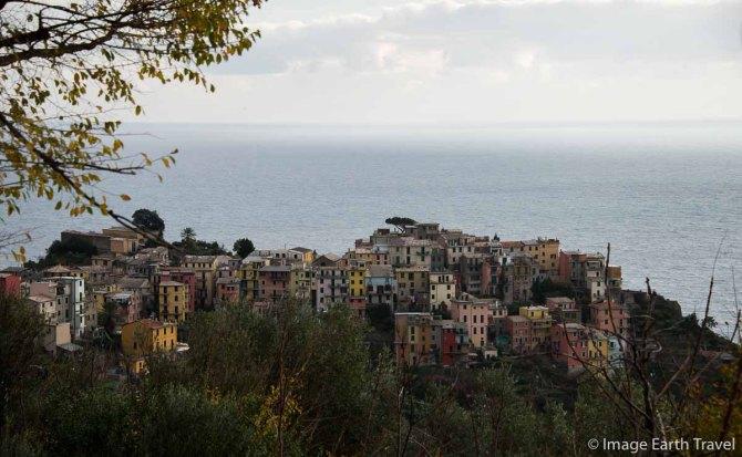 Corniglia, Italy, Cinque Terre, motorhome, camping