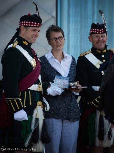 Highland, Lolwand Band, Juno, Normandy, France