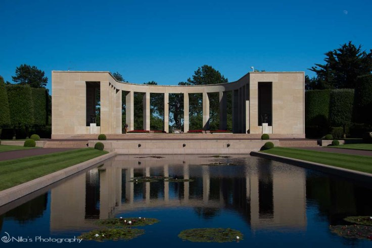 Normandy, American Cemetery, Memorial, France