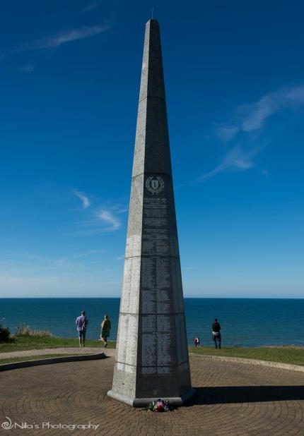 Omaha, Normandy, American, Memorial, France