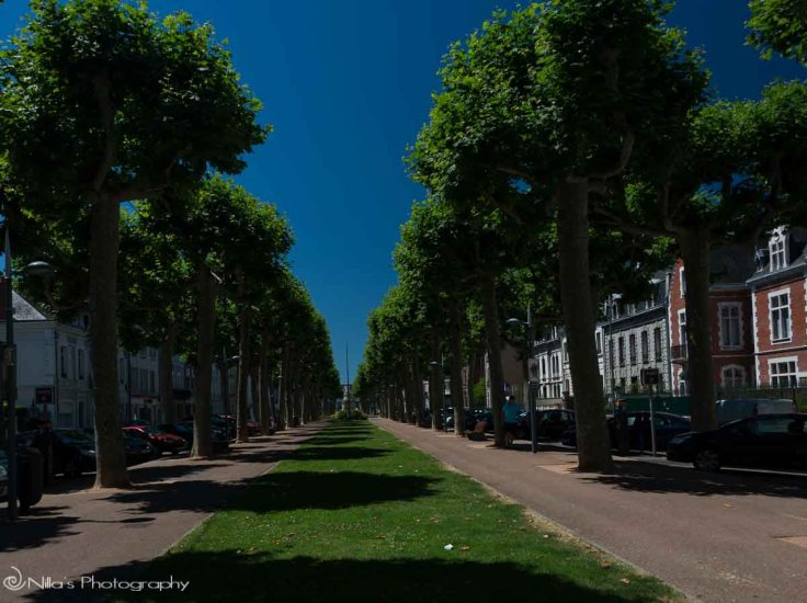 Avenue Marx Dormay, Montlucon, France