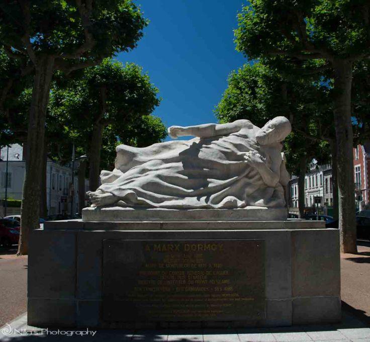 Marx Dormoy, Montlucon, France