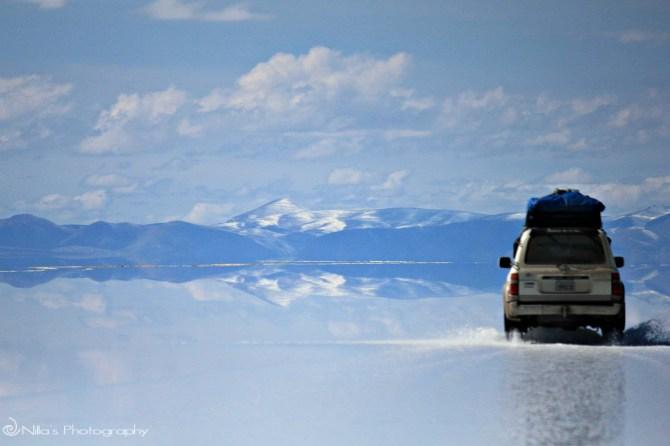 Salar de Uyuni, Bolivia, South America, salt flats