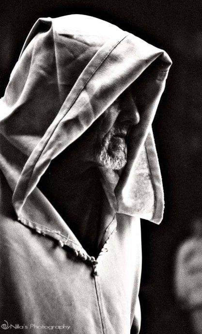 Ilford Hp5 film, Morocco, Marrakech