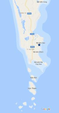 Bao Sao Beach, Vietnam, Phu Quoc