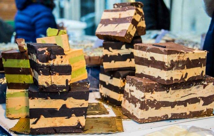 chocolate festival, Cosenza, Italy, Calabria