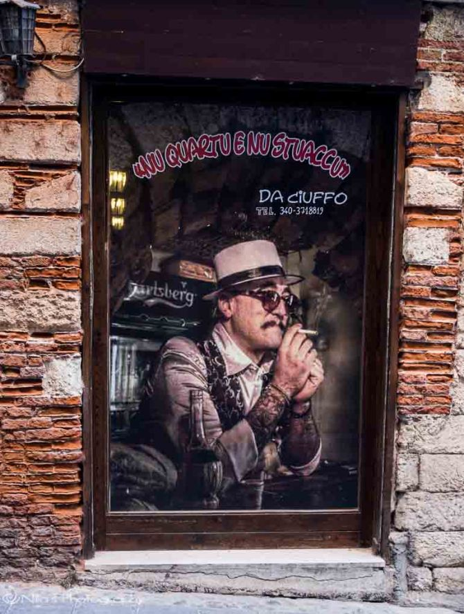 Cuban Club, Old Town, Cosenza, Calabria, Italy