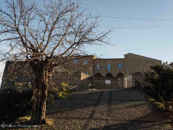 Norman-Svevo Castle, Old Town, Cosenza, Calabria, Italy