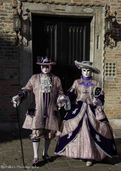 Carnivale, Venice, Italy, costumes, masks
