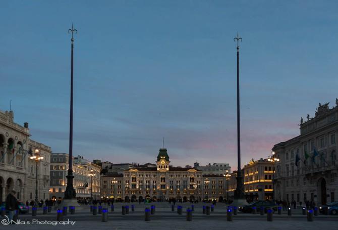 Piazza dell'Unità d'Italia, Trieste, Italy