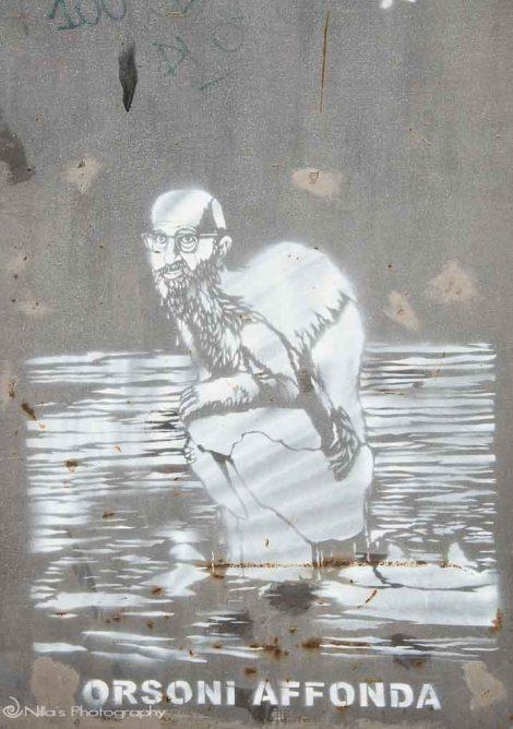 Carnivale, Italy, Venice, street art