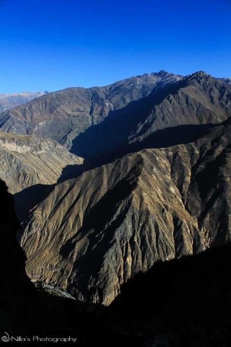 vista, Peru, Colca Canyon, South America