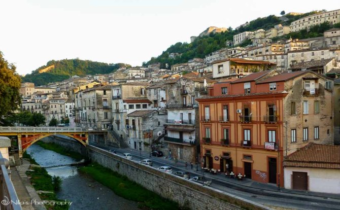 Old Town, Italy, Calabria, Cosenza