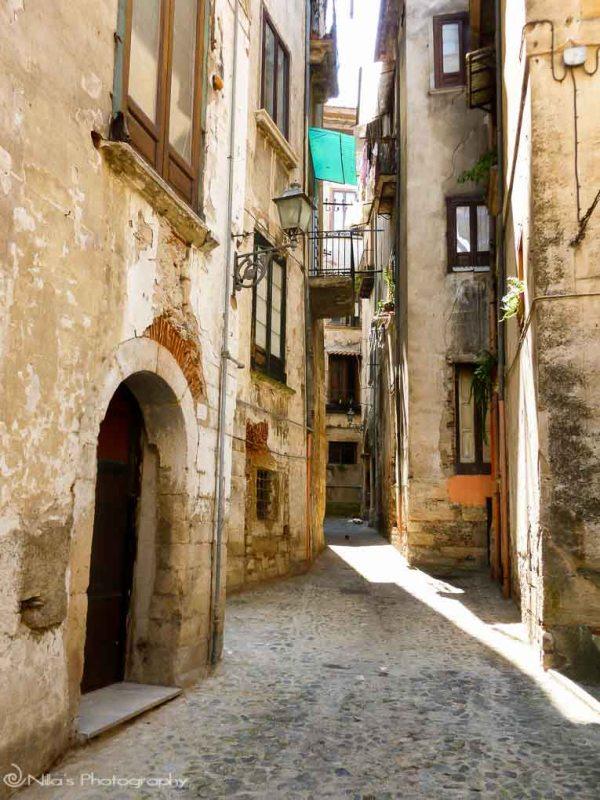 Cosenza Old Town, Italy, Calabria