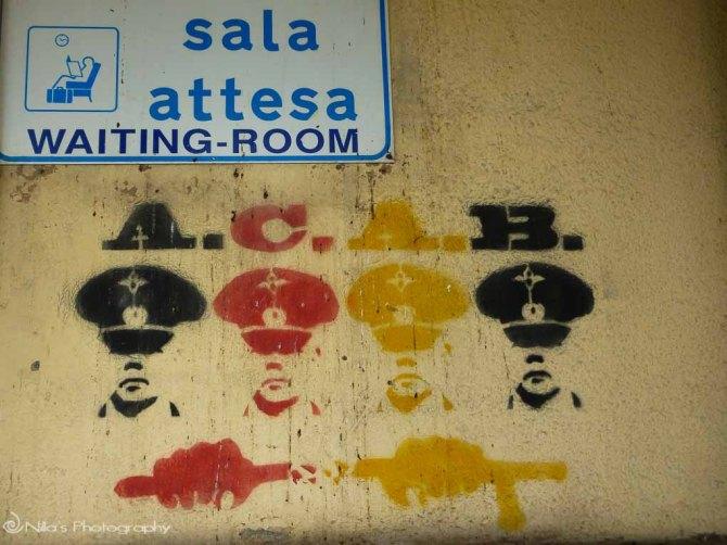 slogan, Parenti, Italy, Calabria, Italy