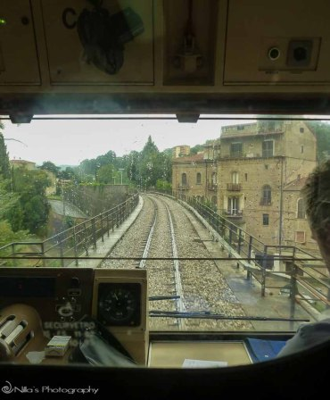 Cosenza, train, Calabria, Italy